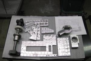 Portfolio for CAD, Machining, Pattern Making, Casting