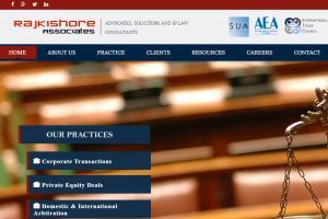 Portfolio for Law firm websites