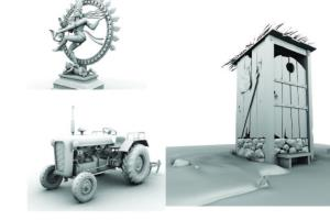 Portfolio for 3D Modeling ,Web and Graphic Designer