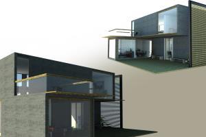 Portfolio for Junior Architect