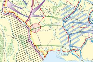 Portfolio for Map Design