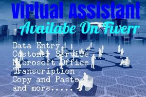 Portfolio for Personal Virtual Assistant