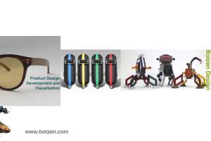 Portfolio for Consumer Product Design Development