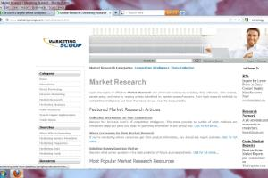 Portfolio for Web Research & Data Entry