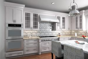 Portfolio for Architect / Interior Designer - Kitchen