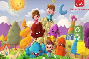 Minimo (educational games for IOS)