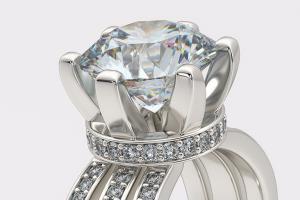 Portfolio for 3d jewelry CAD design