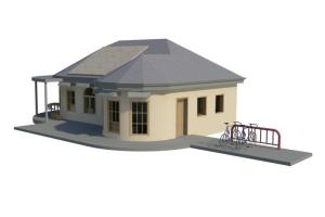 Portfolio for 3D Architectural Renderings