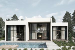 Portfolio for GIA Architects | 3D Visualizations