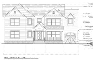 Portfolio for 2D plans & Elevations