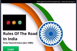 Elearning - Rules Of The Road In India