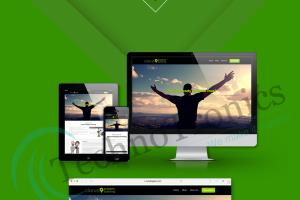 Portfolio for HTML 5   Bootstrap   Responsive Design