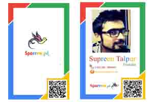 Portfolio for Id Card Design