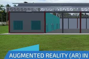 Portfolio for Augmented Reality(AR)
