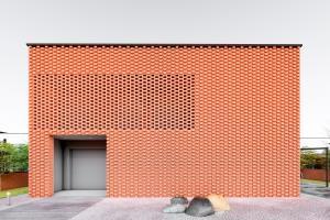 Brick House - Design & Visualization