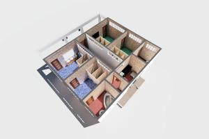 Portfolio for 2D/3D Floor Plans