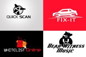 Portfolio for I will design 2D or 3D logo