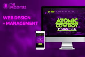 Portfolio for Web Design and Development