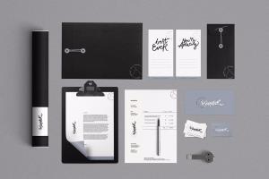 Portfolio for Graphic Design - Branding, Logos ect
