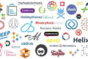 Portfolio for Logo creating and branding