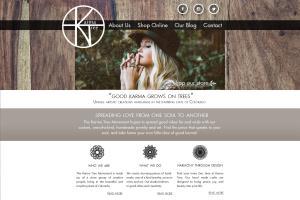 Portfolio for Custom Website Design