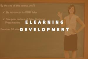 Portfolio for eLearning Course Development