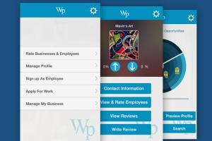 Portfolio for iPhone & iPad Development