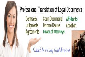 Portfolio for Legal & Multilingual Translation