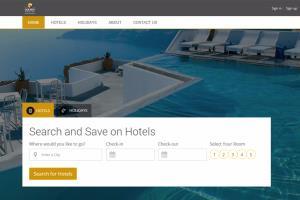 Portfolio for Travel Portal