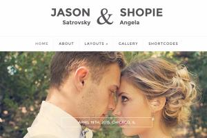 Portfolio for Create Custom WordPress Theme