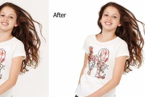 Portfolio for Image masking & Background removel