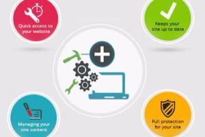 Portfolio for Website Maintenance Service