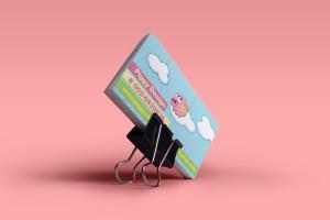 Portfolio for Piggy Designs   Graphic designs