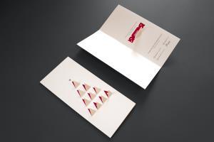Portfolio for Design of the brochure