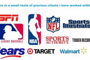 Portfolio for Marketing and brand development