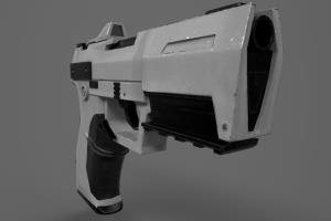 Portfolio for Prop/Hard Surface Modeling and Texturing