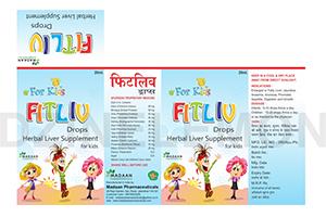 Portfolio for Label Designing & Box Design