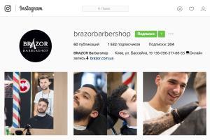 Portfolio for BRAZOR
