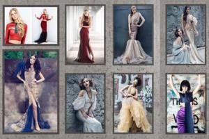 Portfolio for Haute Couture & Costume Design