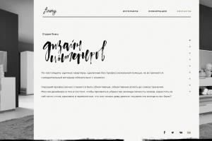 Portfolio for Wordpress developer