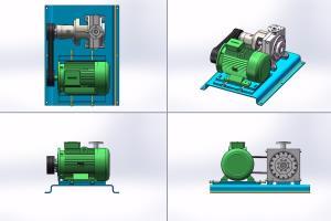 Portfolio for Mechanical Design