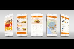BurgerKing App - Coupon and Mobile Order