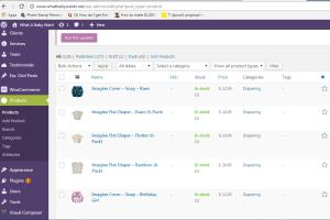 Portfolio for Fill your eCommerce website with Product