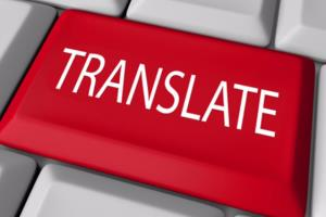 Portfolio for Expert Translator in Chinese and English