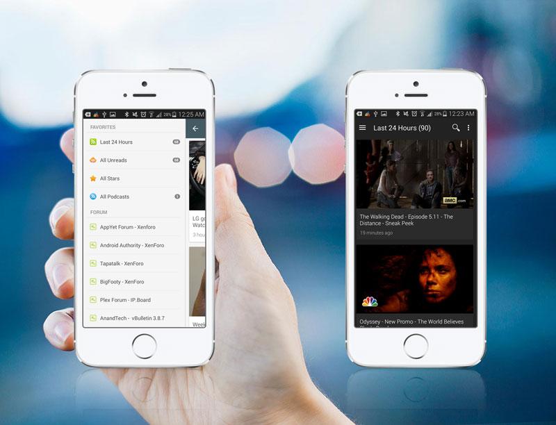 Daily News App by iCtrlbiz 510550 - Freelancer on Guru