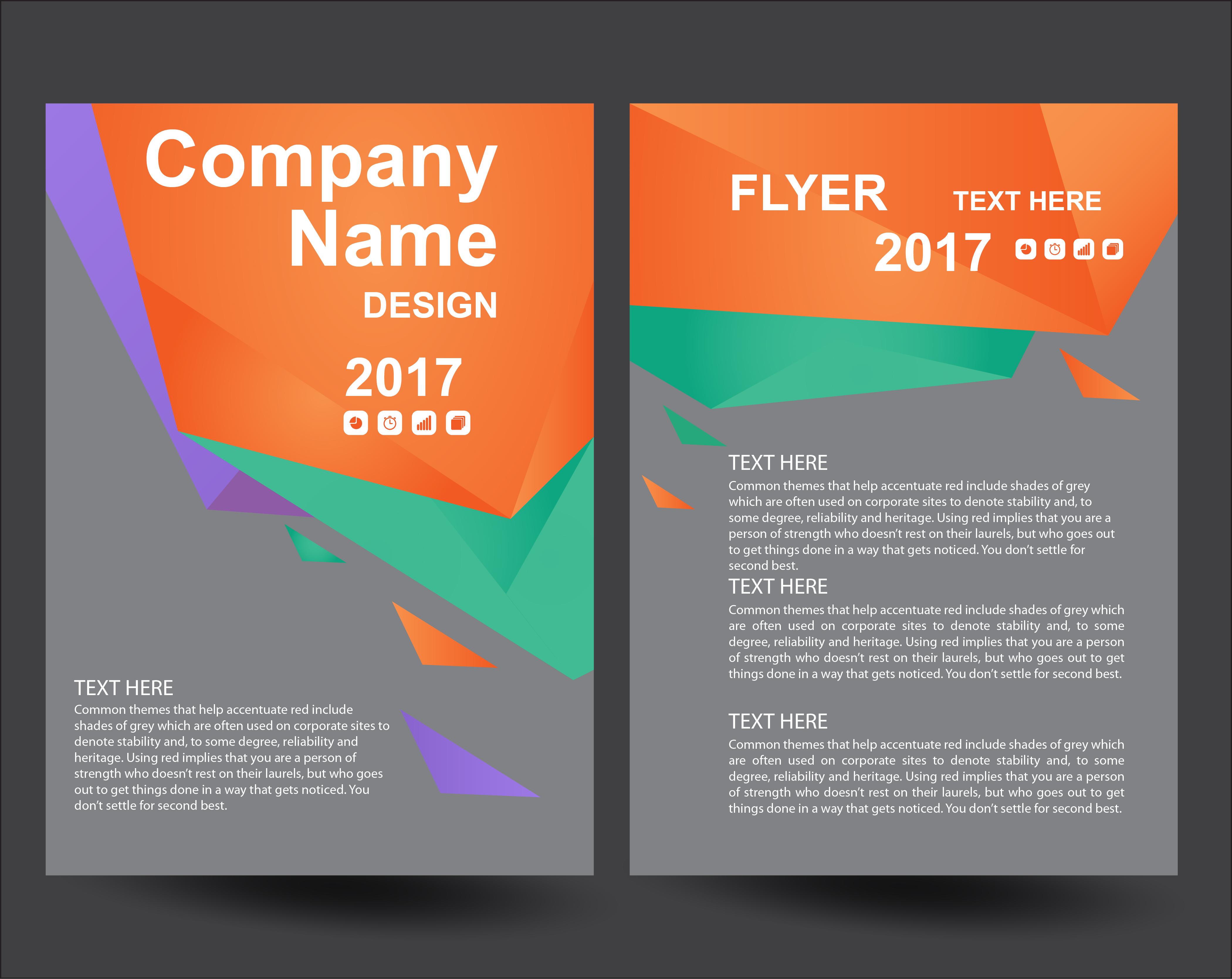 flyers designing by a1 digital solutions 525189 freelancer on guru