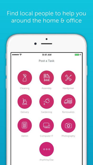 AirTasker - Job App by Bing Lai 555712 - Freelancer on Guru