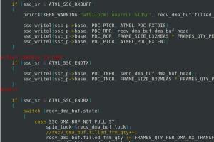 Writel linux