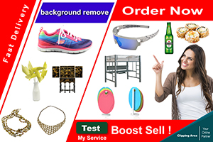 Portfolio for Low cost image editing services provider