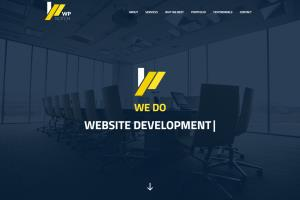 Portfolio for Creative UI/UX and Wordpress Developer
